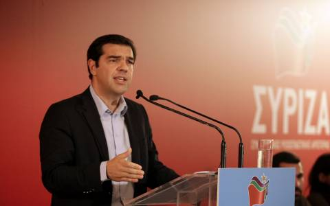 Τσίπρας: Ανοίγουμε το κόμμα στην κοινωνία