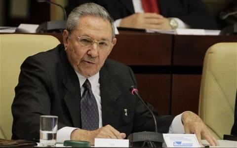 Έμπολα: Άμεση διεθνή αντίδραση κατά του ιού ζητά ο Ραούλ Κάστρο
