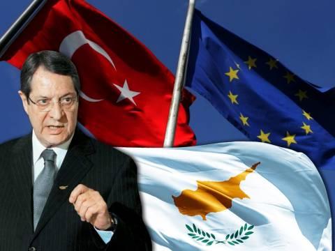 Η Λευκωσία βάζει «ΣΤΟΠ» στις ορέξεις τις Τουρκίας: Βέτο για να μην μπει στην Ε.Ε