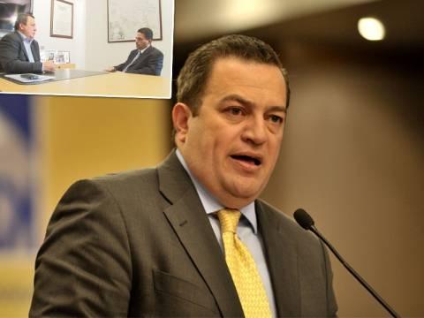 Ευριπίδης Στυλιανίδης: «Όποιος δεν είναι Καραμανλικός να βγει να το δηλώσει!» (vid)
