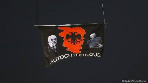 DW: Η ώρα των εθνικιστών σε Σερβία και Αλβανία