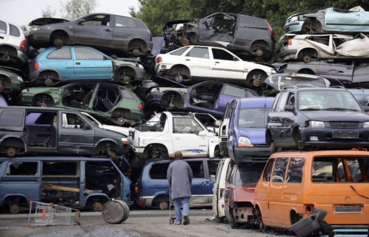 Παράταση μέχρι το 2015 για την απόσυρση των οχημάτων
