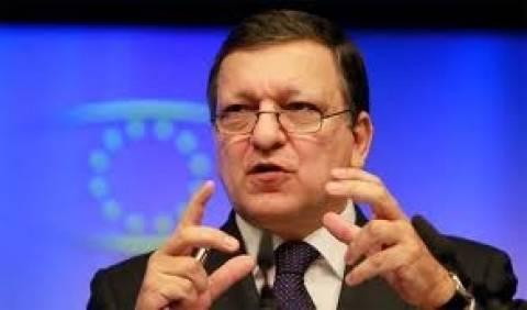 Μπαρόζο: Διαψεύστηκαν οι «Κασσάνδρες» που ήθελαν την Ελλάδα εκτός Ε.Ε.