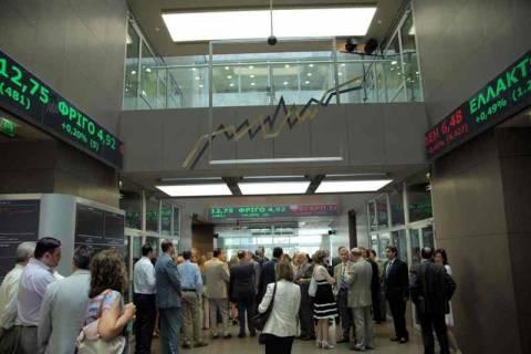 Χρηματιστήριο: Κέρδη 5,64% - Στο επίκεντρο οι τραπεζικές μετοχές