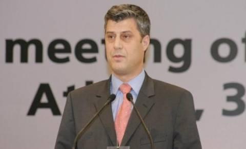 Ο Χασίμ Θάτσι θέλει να γίνει πρόεδρος του Κοσόβου
