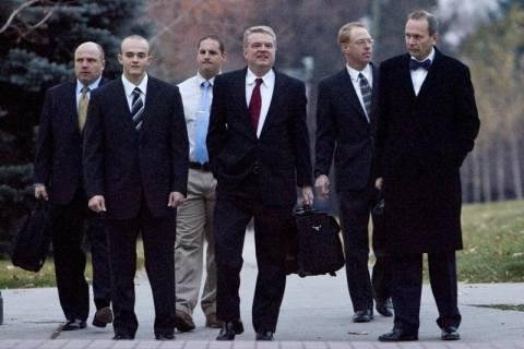 ΗΠΑ: Ένοχοι οι φρουροί της Blackwater για τη δολοφονία 14 Ιρακινών