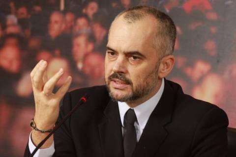 Το Κλειδί της Πόλης του Βελιγραδίου ζητά ο πρωθυπουργός της Αλβανίας