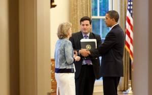 ΗΠΑ: Συνάντηση Ομπάμα με τον νέο «τσάρο του Έμπολα»