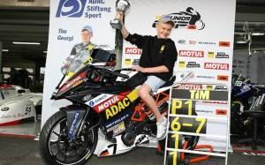 ADAC Junior Cup KTM: Θετικός επίλογος
