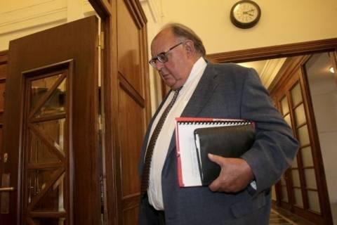 Πάγκαλος: «Εθνικοφασιστικό και λαϊκίστικο κόμμα ο ΣΥΡΙΖΑ»