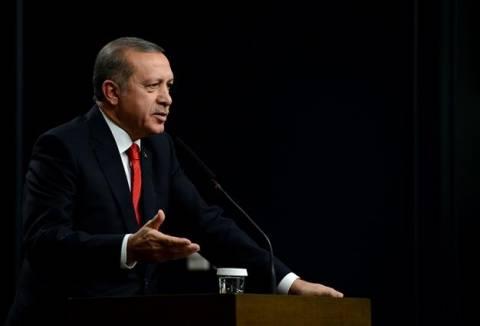 Ερντογάν: Κούρδοι μαχητές θα εισέλθουν στην πόλη Κομπάνι μέσω Τουρκίας