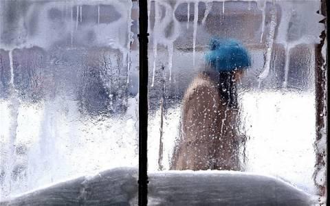 Προβλήματα από τις χιονοπτώσεις στη Σερβία