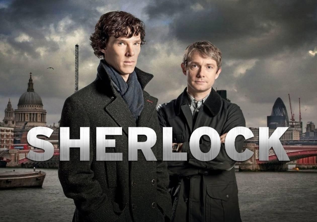 Το Sherlock κάνει πρεμιέρα στη ΝΕΡΙΤ