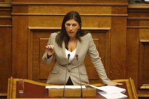 Κωνσταντοπούλου: Το ΠΑΣΟΚ επιβάλει καθεστώς αδιαφάνειας στα οικονομικά της Βουλής