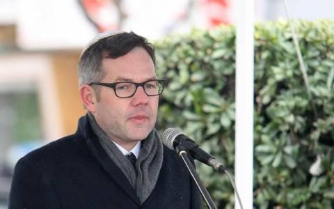 Μίχαελ Ροτ: Συγγνώμη για τα γερμανικά εγκλήματα στο Χορτιάτη