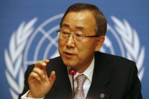 ΟΗΕ: Να ξεκινήσουν ξανά οι διαπραγματεύσεις για την Κύπρο