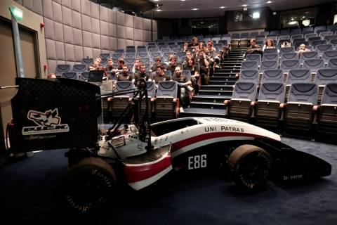 Formula Student: Πανεπιστήμιο Πατρών