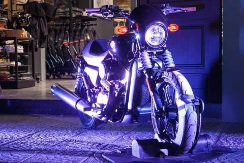Harley-Davidson Athena: Νέα μοντέλα και Rock μουσική