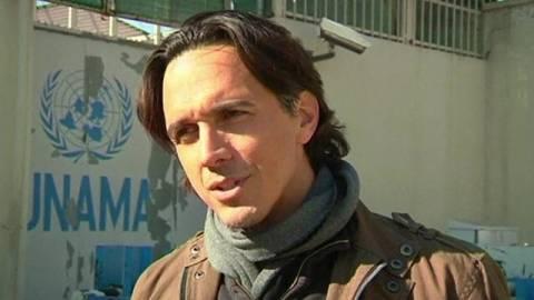 Έμπολα: «Η διεθνής κοινότητα δεν κάνει αρκετά» δηλώνει ομογενής εκπρόσωπος του ΟΗΕ