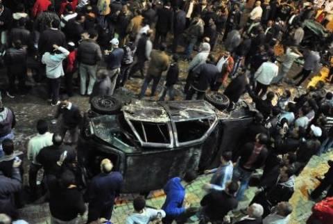 Αίγυπτος: Πολύνεκρη έκρηξη παγιδευμένου αυτοκινήτου