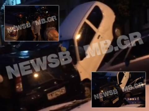 Εικόνες καταστροφής στη Νίκαια (pics&vid)