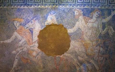 Αρβελέρ: Ο ένοικος του τάφου της Αμφίπολης είναι ο Κάσσανδρος