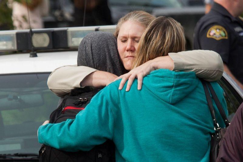 ΗΠΑ: Μία μαθήτρια νεκρή στο μακελειό σε σχολείο της Ουάσινγκτον (vid+pics)