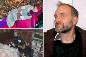 Ρώσος διατηρούσε συλλογή με κούκλες από πτώματα κοριτσιών! (vid+pics)