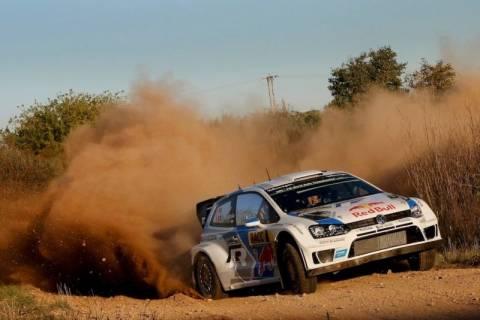 WRC Ισπανία 1η ημέρα: Ξεκινά με μονόλογο ο Ogier