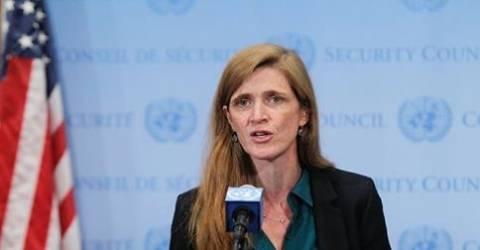 Έμπολα: Τη Γουινέα, τη Λιβερία και τη Σ. Λεόνε θα επισκεφτεί η Σ. Πάουερ