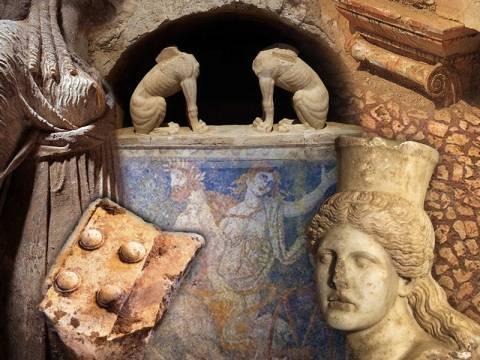 Οι γρίφοι και οι εκπλήξεις της Αμφίπολης