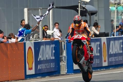 MotoGP Sepang: Marc Marquez η επιστροφή