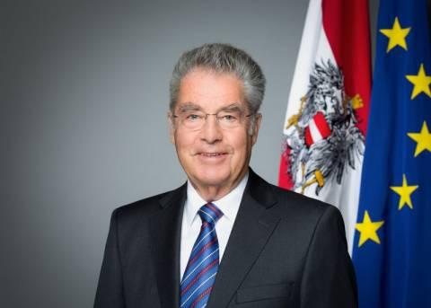 Διάγγελμα Φίσερ με την ευκαιρία της 59ης επετείου της αυστριακής ανεξαρτησίας