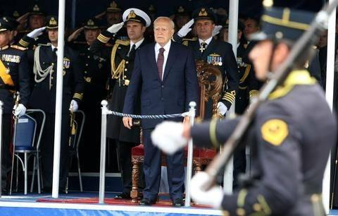 Στη Θεσσαλονίκη ο Κάρολος Παπούλιας για την 28η Οκτωβρίου