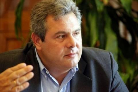 Καμμένος: Ο ελληνικός λαός φορτώθηκε τα χρήματα της ανακεφαλαιοποίησης