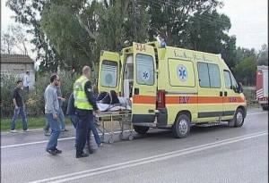Μεσσηνία: Τροχαίο με μια νεκρή κι ένα τραυματία στον Άγιο Ανδρέα