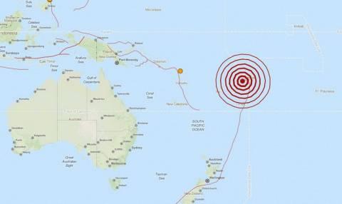 Σεισμός 5,6 Ρίχτερ στον Ειρηνικό