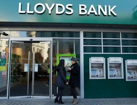 Lloyds: Κατάργηση περίπου 9.000 θέσεων εργασίας
