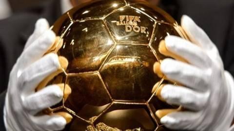 Ανακοινώθηκαν οι υποψηφιότητες για τη «Χρυσή Μπάλα»