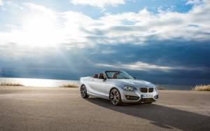 BMW Σειρά 2 Cabrio: Παγωτό μεσ' στο χειμώνα