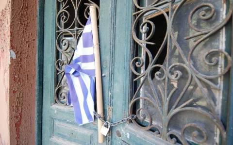 Η ιστορία της Ελλάδας «αλυσοδέσμια» σε ένα εγκαταλελειμμένο σπίτι