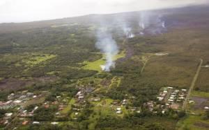 Χαβάη: Η λάβα του ηφαιστείου Κιλαουέα πλησιάζει κατοικημένες περιοχές