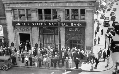 Σαν σήμερα το 1929 κατέρρευσε το χρηματιστήριο της Νέας Υόρκης