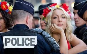 Γάλλος αστυνομικός κυνηγούσε γυμνόστηθες και βρήκε… τοίχο!