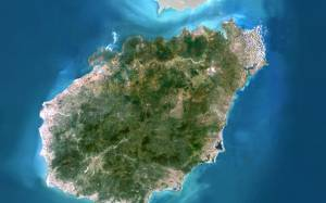 Το μυστικό τροπικό νησί της Κίνας