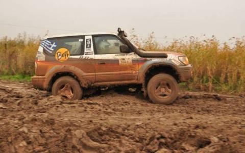 24 Ώρες Rally Raid 2014
