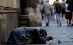 Ιταλία: Το 28,4% των πολιτών κοντά στο όριο της φτώχειας