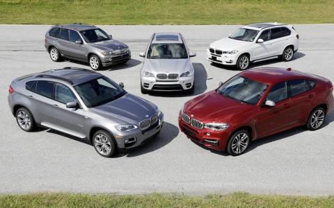 BMW: 15 χρόνια με τα μοντέλα «Χ»