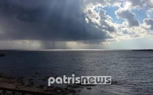 Υδροστρόβιλοι «επισκέφθηκαν» τον Άγιο Ανδρέα