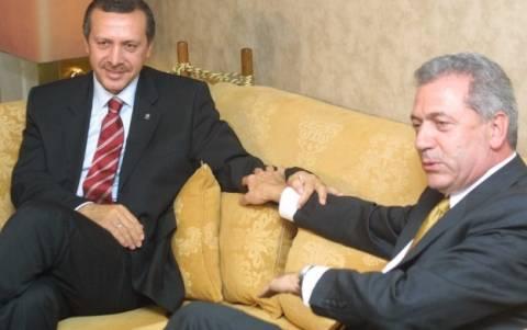 Συνάντηση Αβραμόπουλου- Ερντογάν στην Κωνσταντινούπολη